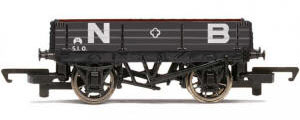 Hornby 'North British' - 3 Plank Wagon - R6740