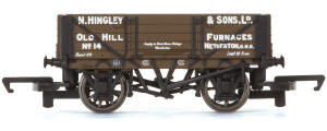 Hornby 'Hingley & Sons Ltd' - 4 Plank Wagon - R6745