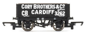 Hornby 'Cory Brothers & Co' - 6 Plank Wagon - R6752