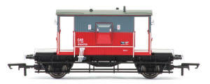 Hornby BR 20 Ton Car Brake Van - RES - R6765