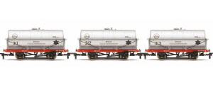 R6788- Hornby 20 Ton Tank Wagon, ICI - Three Wagon Pack