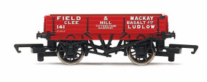 R6804 - Hornby 'Field and Mackay' - 3 Plank Wagon