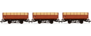 R6830 - Hornby BR 20 Ton Coke Hopper Wagons - Three Wagon Pack