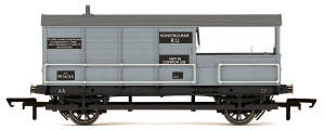 Hornby AA15 20T 'Toad' Goods Brake Van, British Railways - Era 4 - R6835
