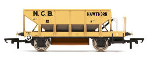 Hornby Trout' Ballast Hopper Wagon, National Coal Board - Era 7 - R6852