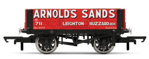 Hornby 4 Plank Wagon, Arnolds Sands - Era 3 - R6862