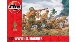 Airfix - WWII US Marines - 1:72 (A00716)