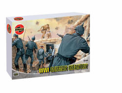 Airfix - WW1 German Infantry - A01726