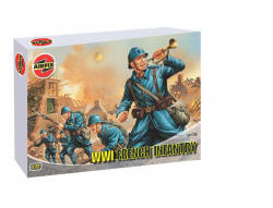 Airfix - WW1 French Infantry - A01728
