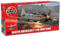Airfix - North American F-51 - 1:72 (A02047)