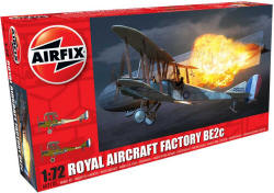 Airfix - Royal Aircraft Factory BE2c - Night Fighter - 1:72 (A02101)