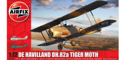 Airfix - deHavilland Tiger Moth - 1:72 (A02106)