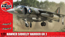Airfix - Hawker Siddeley Harrier GR1 - 1:72 (A03003)