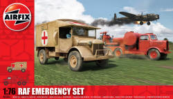 Airfix - RAF Emergency Set - 1:76 (A03304)