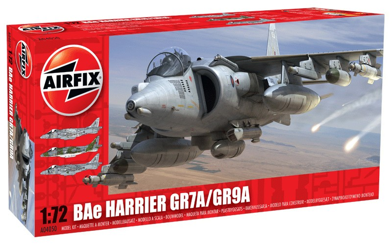 Airfix Post World War 2 Military Aircraft Plastic Kits New