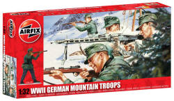 Airfix - WW2 German Mountain Troops - 1:72 (A04713)