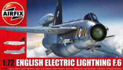 Airfix - English Electric Lightning F6 - 1:72 (A05042)