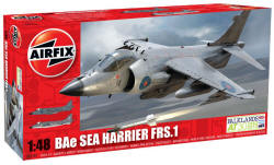 Airfix - BAe Sea Harrier FRS.1 - 1:48 (A05101)