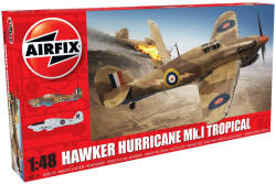 Airfix - Hawker Hurricane Mk.1 - Tropical - 1:48 (A05129)