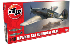 Airfix - Hawker Sea Hurricane MK.IB - 1:48 (A05134)