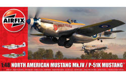 Airfix - North American Mustang Mk.IV - 1:48 (A05137)
