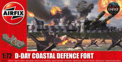 Airfix - D-Day Coastal Defence Fort - 1:72 (A05702)