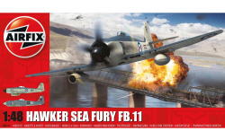 Airfix - Hawker Sea Fury FB.II - 1:48 (A06105)
