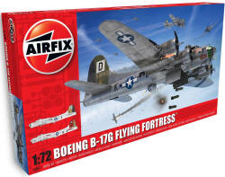 Airfix - Boeing B17G Flying Fortress - 1:72 - AA08017B