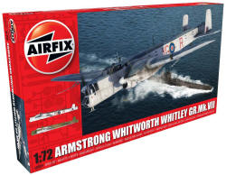 Airfix - Armstrong Whitworth Whitley Mk.VII - 1:72 (A09009)