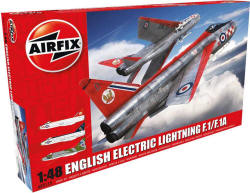 Airfix - English Electric Lightning F1, F1A, F2, F3 - 1:48 (A09179)