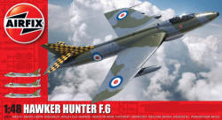 Airfix - Hawker Hunter F6 - 1:48 (A09185)