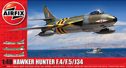 Airfix - Hawker Hunter F.4 - 1:48 (A09189)