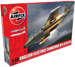 Airfix - English Electric Canberra B2/B20 - 1:48 (A10101A)