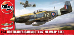 Airfix - North American Aviation P-51K/RF Mustang 1:24 (A14003A)