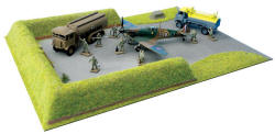Airfix - RAF Battle of Britain Airfield Set - A50015