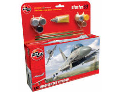 Airfix - Eurofighter Typhoon Gift Set - A50098