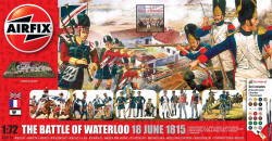 Airfix - Battle of Waterloo 1815-2015 Gift Set - 1:72 -  (A50174)