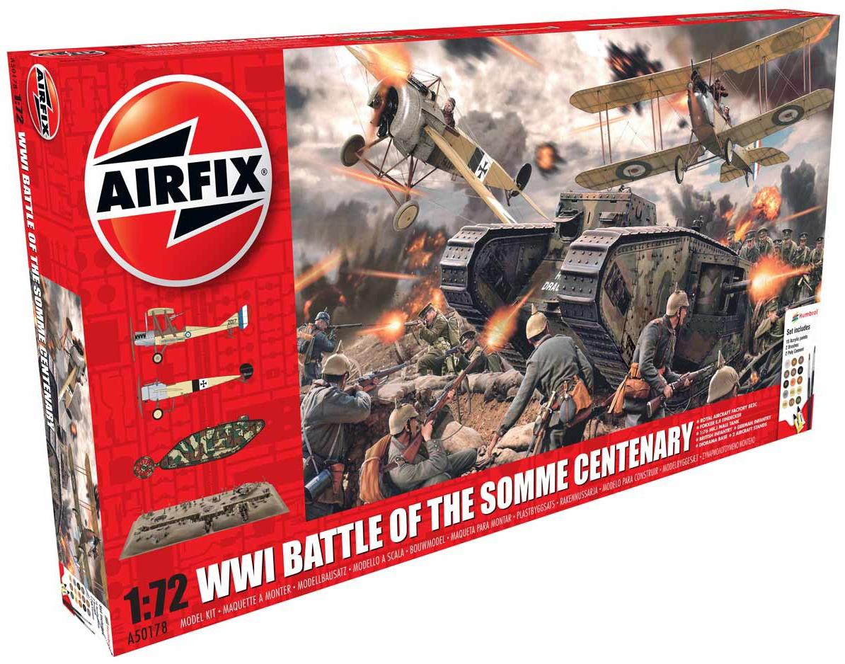 Airfix Quick Build Tanks