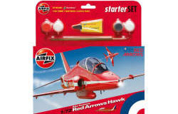 Airfix - Red Arrows Hawk Gift Set - A55202