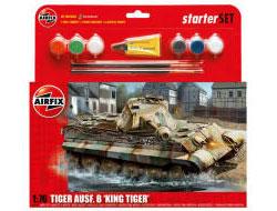 Airfix Plastic Kits - Military Vehicles - New Modellers Shop