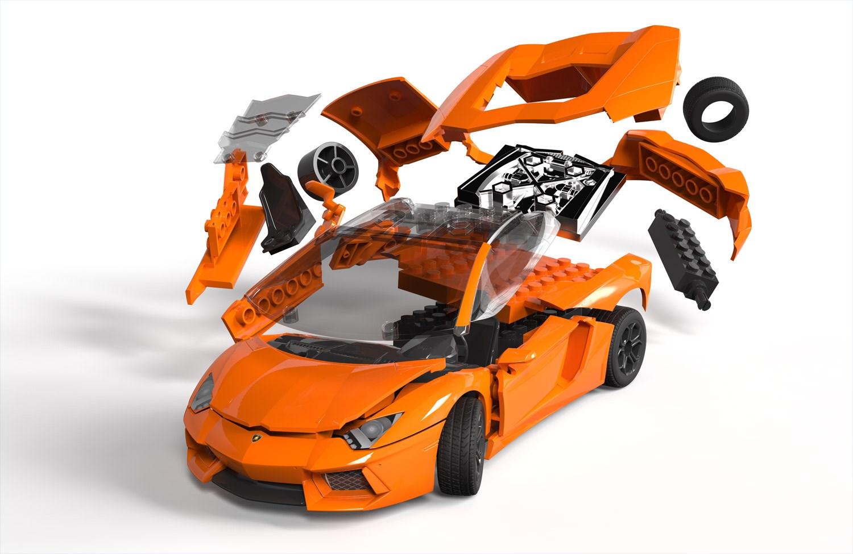 Simple Kit Car