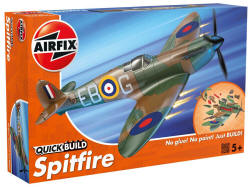 Airfix Quick Build - Spitfie - J6000