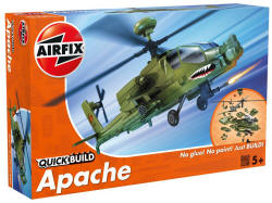Airfix Quick Build - Apache - J6004