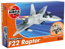 Airfix Quick Build - F22 Raptor - J6005