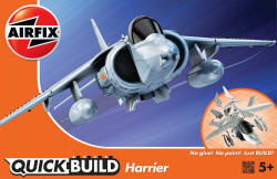 Airfix Quick Build - BAe Harrier - J6009