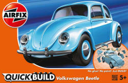 Airfix Quick Build - VW Beetle - J6015