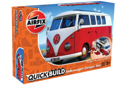 Airfix Quick Build - VW Camper Van - J6017