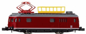 Arnold N Guage Model Railway - Hornby International - HN2028 Maintenance vehicle. DB VT 55 tower motor coach. With slewing work platform