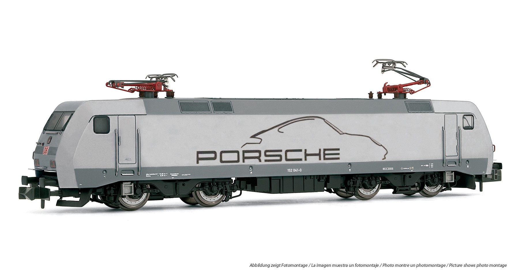 Arnold N Guage Model Railway Scale 1160 Hornby International Points And Point Motors Class 152 Porsche Hn2160