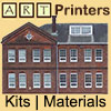 Art Printers | Building Kits and Building Material Papers